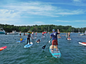 Paddle Battle @ The Nonantum Resort | Kennebunkport | Maine | United States