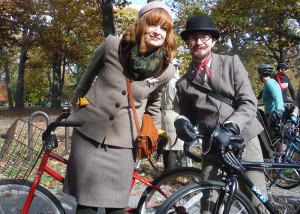 Tweed Ride @ Meet in Monument Square | Portland | Maine | United States