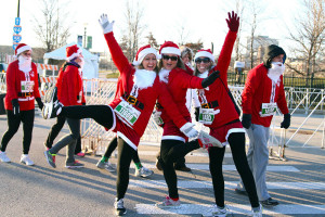 Santa Hustle Maine 5K @ The Maine Mall | South Portland | Maine | United States