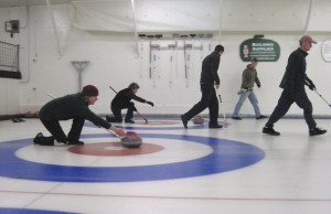 Learn to Curl Sessions @ Troubh Ice Arena (formerly known as the Portland Ice Arena) | Portland | Maine | United States