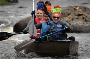 Kenduskeag Stream Canoe Race @ Kenduskeag, Maine