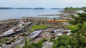 Three-Day Casco Bay Traverse @ Casco Bay   Maine   United States