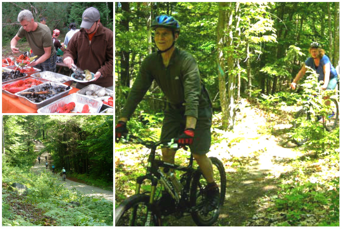 Get away with Back Country Excursions in Parsonsfield.