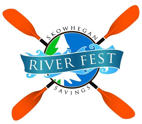 Skowhegan River Fest logo
