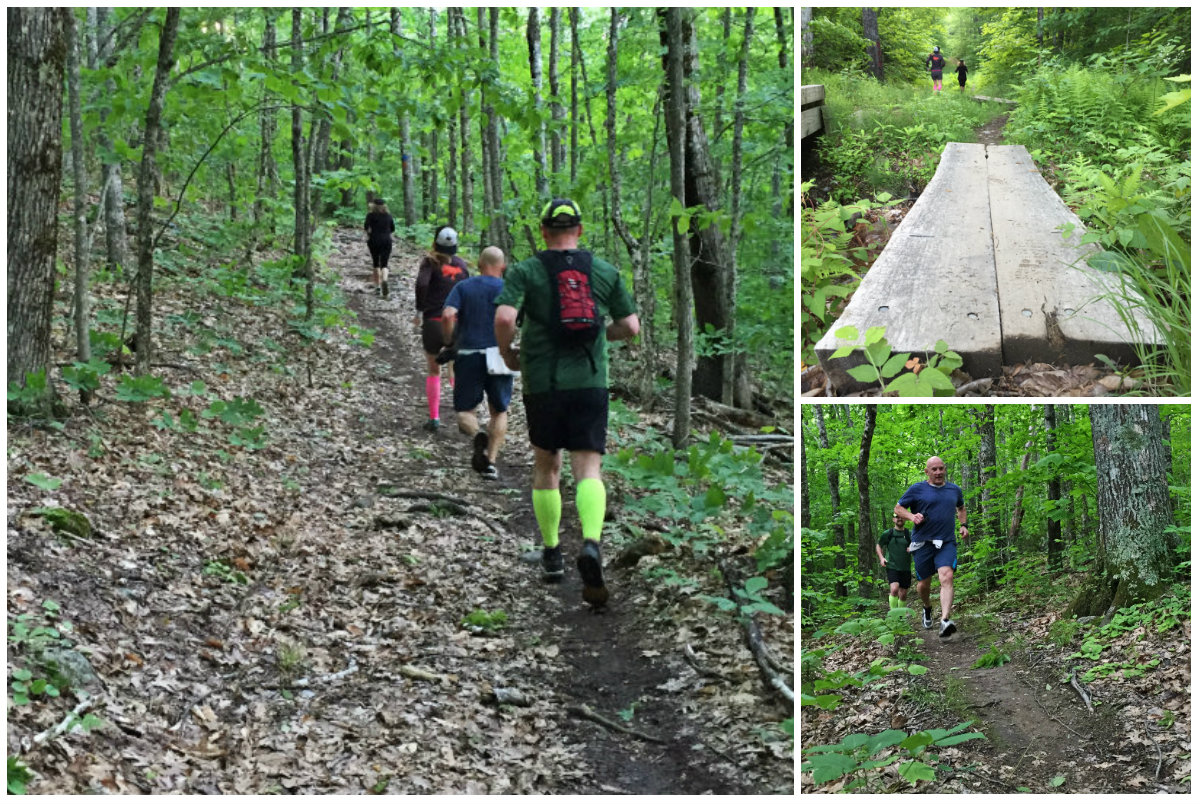 Monday Night Dirt at Camden Snow Bowl with Trail Runners of Midcoast Maine! Shannon Bryan photos
