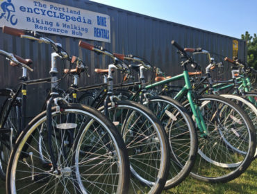 summer feet bike rentals portland maine