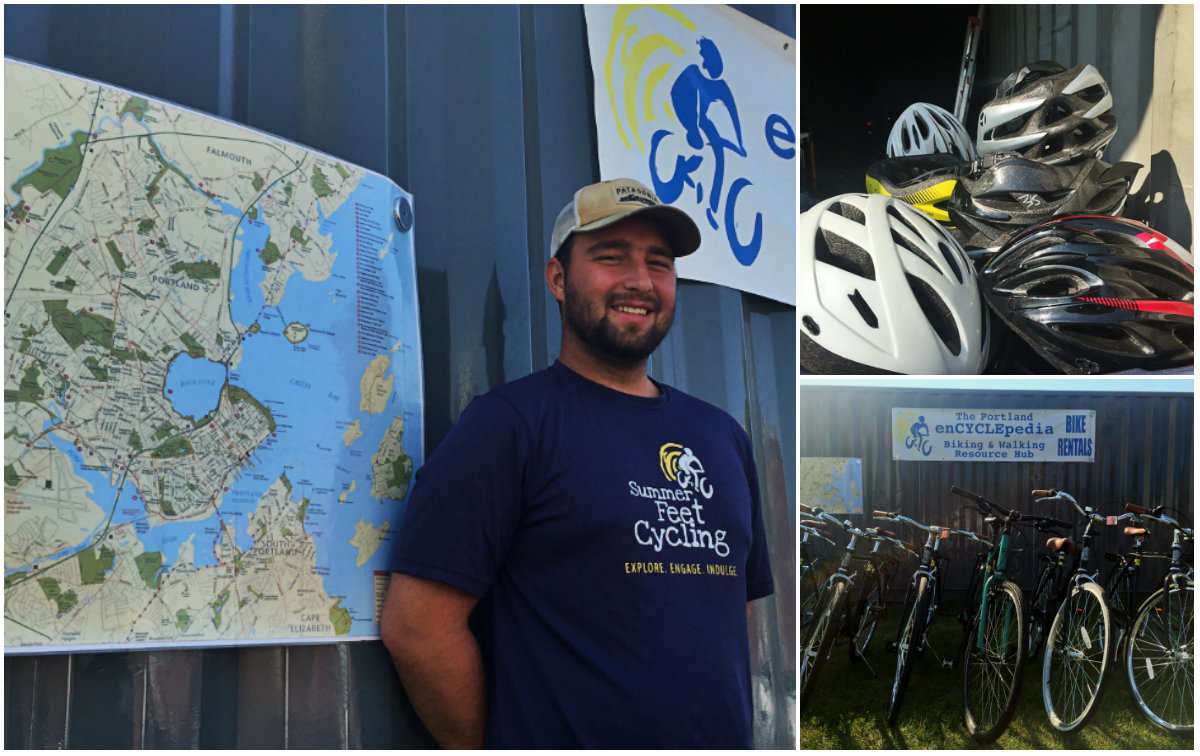 encyclepedia bike rentals portland maine