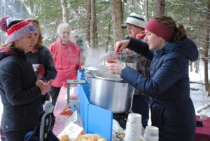 Annual Super Bowl Sunday Table Tour @ Viles Arboretum | Augusta | Maine | United States
