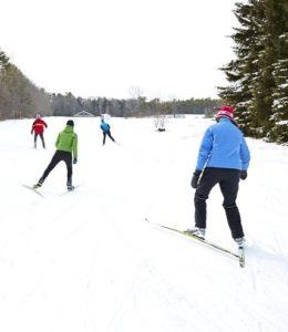 Introduction to Skate Skiing Course @ Fogg Farm | Freeport | Maine | United States