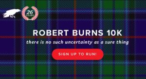 Robert Burns 10k Road Race @ Westbrook Community Center | Westbrook | Maine | United States