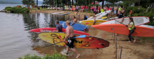 Paddle Battle: Maine Lakes Open Paddleboard Race @  Tarry A While Resort  | Bridgton | Maine | United States