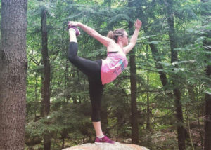 Hiking Yoga @ Meet at base of Mt. Agamenticus at the entrance to the Ring Trail. | York | Maine | United States