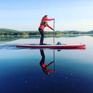 SUP Skills Weekend @ Belgrade Lakes   Belgrade   Maine   United States