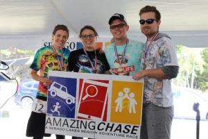 The Amazing Chase @ Sebago Lakes Region Chamber of Commerce | Windham | Maine | United States