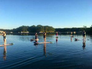 Yoga On York SUP Yoga Class @ York Harbor, Maine | York | Maine | United States