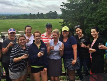 wine and nine golf maine