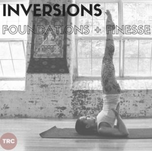 Inversion Workshop @ The Rooted Collective | Portland | Maine | United States