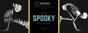 Spooky Flow @ Samudra Studio | Saco | Maine | United States