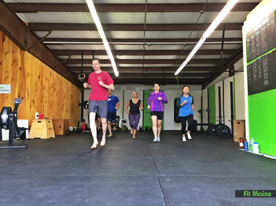 The Distance Project, free community class Freeport