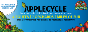 Maine AppleCycle @ Shaker Hill in Alfred | Alfred | Maine | United States