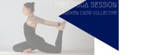 Free Yoga Session @ Broken Crow Collective | Portland | Maine | United States