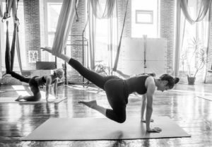 Introduction to Aerial Swing @ Equilibrium, Balancing Health | Biddeford | Maine | United States