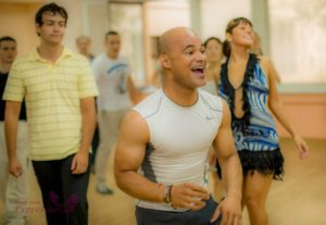 Zumba with Lazaro @ Danza Latina | Portland | Maine | United States