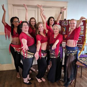 Winter Belly Dance Classes with Rosa @ Bright Star World Dance | Portland | Maine | United States