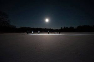Full Moon Hike @ Emmons Preserve | Kennebunkport | Maine | United States