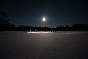 Full Moon Hike @ Emmons Preserve | Kennebunkport | Maine | United States