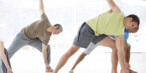 Yoga for Stiff Guys @ Breathing Room: Yoga & Movement Studio | South Portland | Maine | United States
