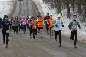 39th Annual January Thaw 4.5-Miler Road Race @ Belgrade Central School | Belgrade | Maine | United States