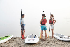 Intro to Stand-Up Paddleboarding