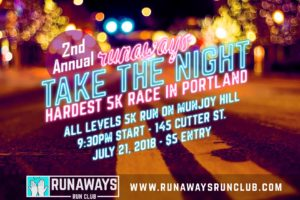 Take The Night 5K @ Portland | Portland | Maine | United States