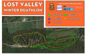Lost Valley Winter Duathlon @ Lost Valley Ski Area' | Auburn | Maine | United States