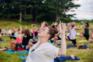 Wild Vibes Yoga Festival @ Spring Hill | South Berwick | Maine | United States