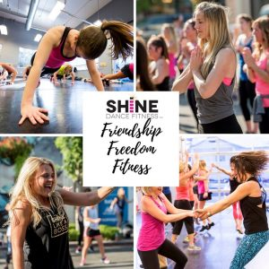 Shine Dance Fitness @ SHINE DANCE FITNESS - ALL CLASSES @ AQUARIUS BALLROOM DANCE | Portland | Maine | United States