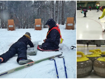 winter games in maine