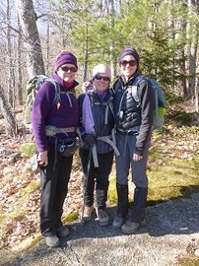 Women's Backpacking @ North Star Adventures LLC | Unity | Maine | United States