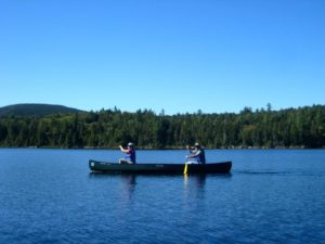 River Canoeing Expedition and Workshop @ TBD