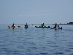 Adventures in Art: Inn to Inn Sea Kayaking & Writing @ North Star Adventures LLC | Unity | Maine | United States