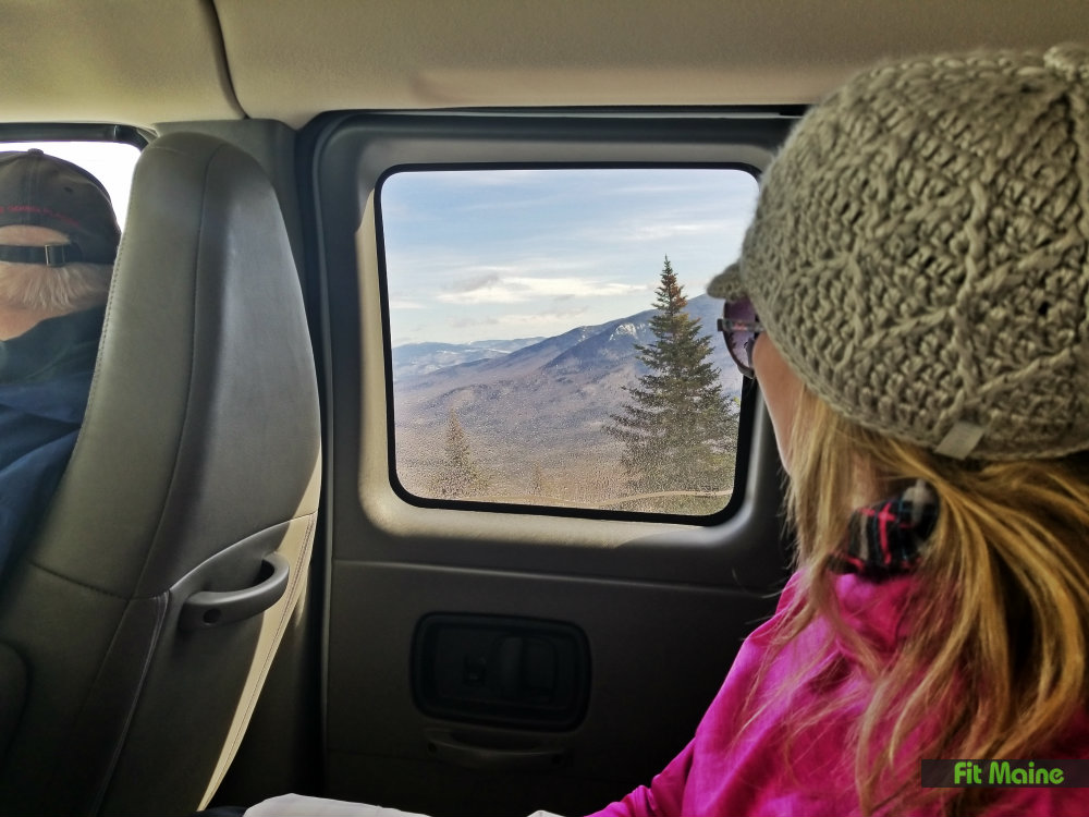 SnowCoach Mt Washington