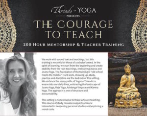 200 hour Yoga Teacher Training @ Threads of Yoga | Bridgton | Maine | United States
