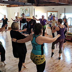 What: Spring Belly Dance Classes with Rosa Noreen @ Bright Star World Dance | Portland | Maine | United States