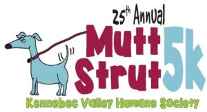 25th Annual Mutt Strut and 5K @ Kennebec Valley Humane Society | Augusta | Maine | United States