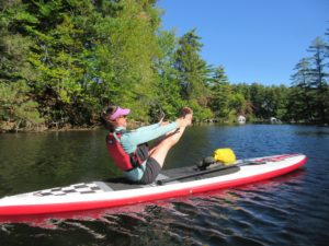 SUP Yoga Retreat @ Rangeley Maine | Rangeley | Maine | United States