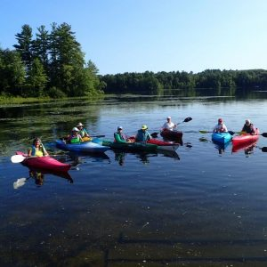 Hobbs Pond Kayaking Adventure @ Hobbs Pond