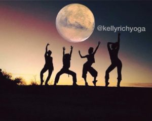 Full Moon Yoga at Bug Light Park @ Bug Light Park | South Portland | Maine | United States