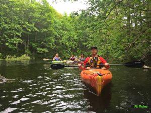 2018 Kayak Outing Season Kickoff! @ Sebago Trails Paddling Company | Raymond | Maine | United States