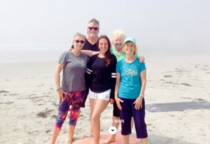 Beach Pilates Strength and Core @ Kennebunk Beach | Kennebunk | Maine | United States